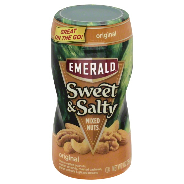 Emerald Sweet & Salty Orig Blend