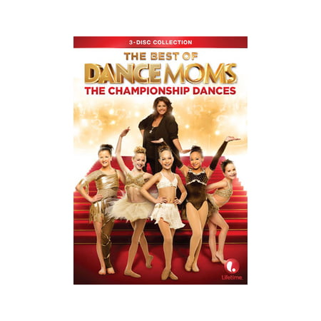 The Best of Dance Moms (DVD) (Best Dance Tunes Ever)