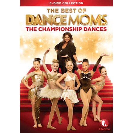 The Best of Dance Moms (DVD)
