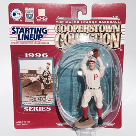 Grover Cleveland Alexander: 1996 Cooperstown Collection Starting Lineup (Grover Toy)