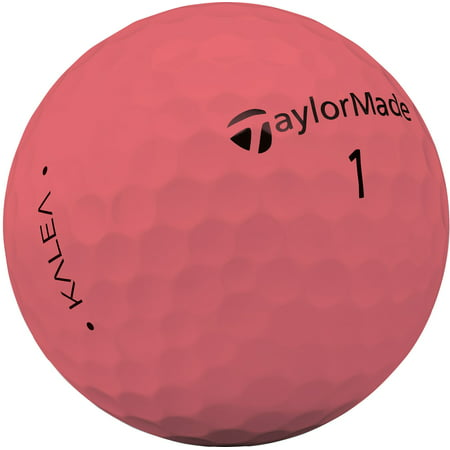 TaylorMade Women's 2019 Kalea Matte Peach Golf (Best Womens Golf Balls 2019)