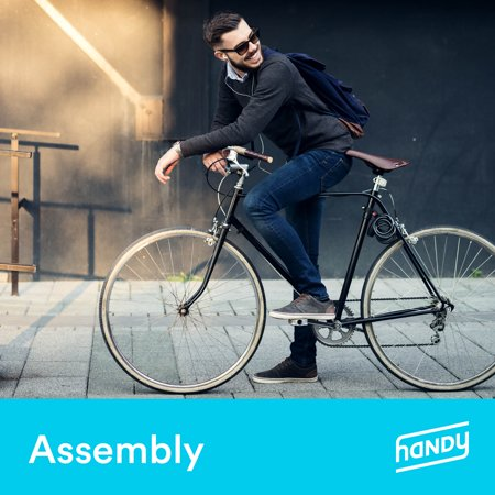 In-Home Bike Assembly by Handy (Condenser Assembly)