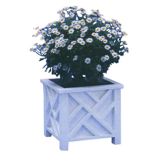 Atlantic Outdoor Chippendale Square Planter