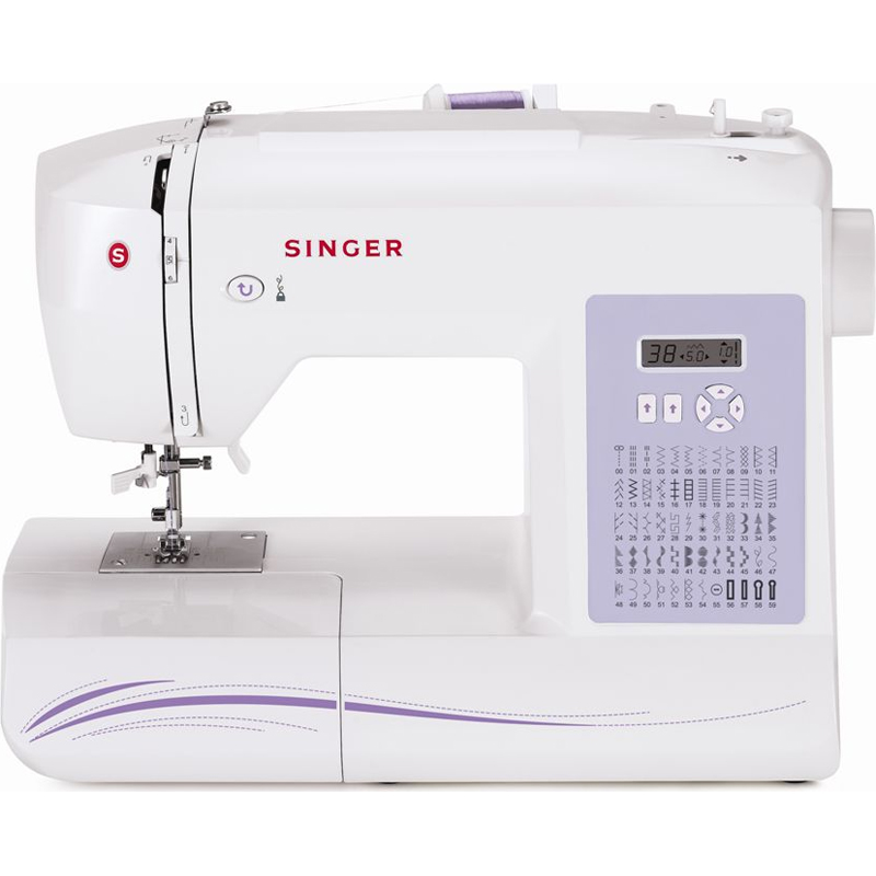 computerized singer sewing machine