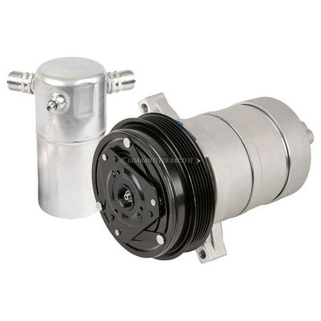 OEM AC Compressor w/ A/C Drier For Buick LeSabre Park Avenue Olds 88 -
