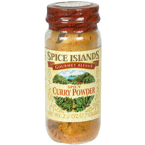 Spice Islands Spicy Curry Powder, 2.7 oz (Pack of 3)