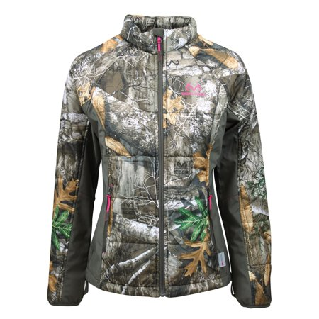 Realtree Women's Insulated Jacket ()