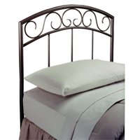 Hillsdale Furniture Wendell Twin Headboard with Bedframe