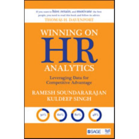 Winning On Hr Analytics  Leveraging Data For Competitive Advantage