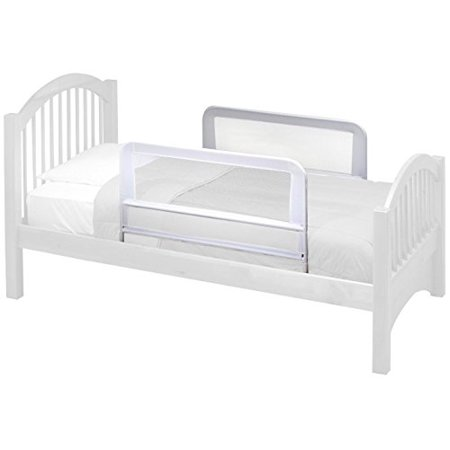 Telescopic Children'S Bed Rail For Platform Style Or Mattress & Box Spring Beds ()
