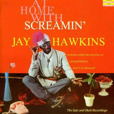 At Home with Screamin Jay Hawkins (CD)](Screamin Jay Hawkins Halloween)