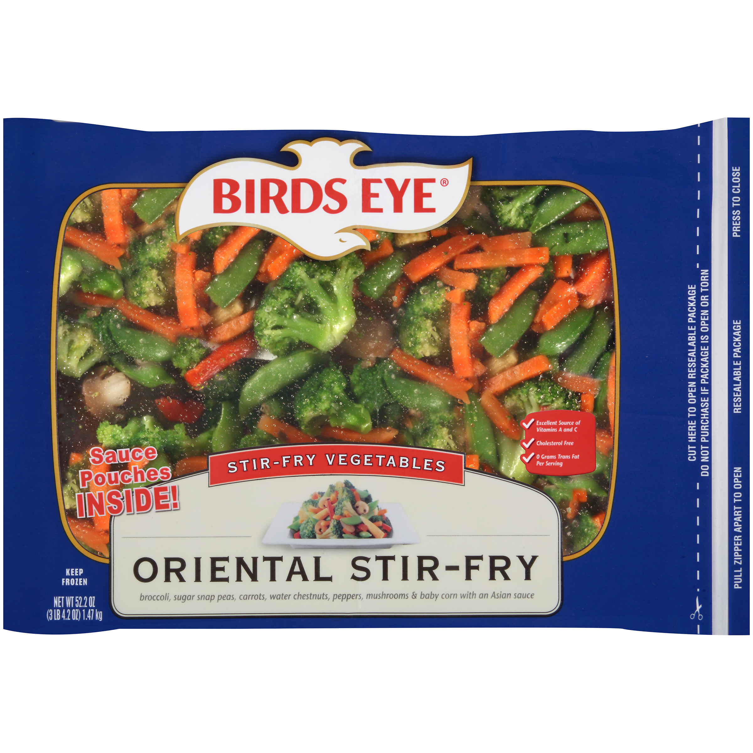 Birds Eye�� Oriental Stir-Fry 52.2 oz. Bag