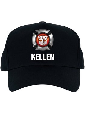 96ce0043830b6 Product Image Personalized Transformers Rescue Bots Autobot Black Baseball  Hat