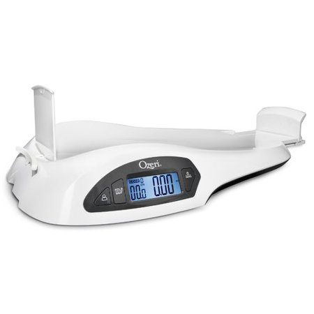 Ozeri All-In-One Baby and Toddler Scale with Weight and Height Change