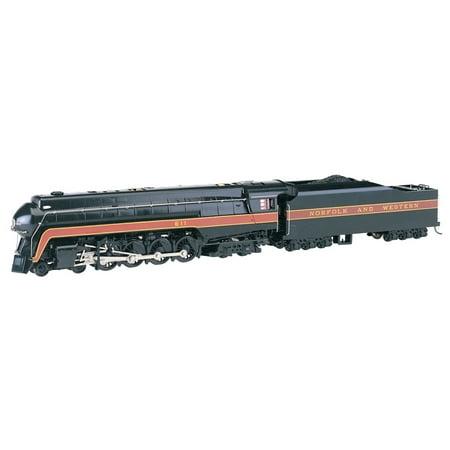 achmann 53201 HO Norfolk & Western Class J 4-8-4 Railfan Version #611 ()