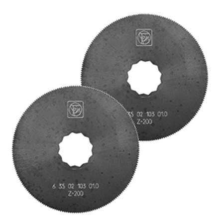 Hss Replacement Blade - Fein (102) Replacement (2 Pack) 2.5