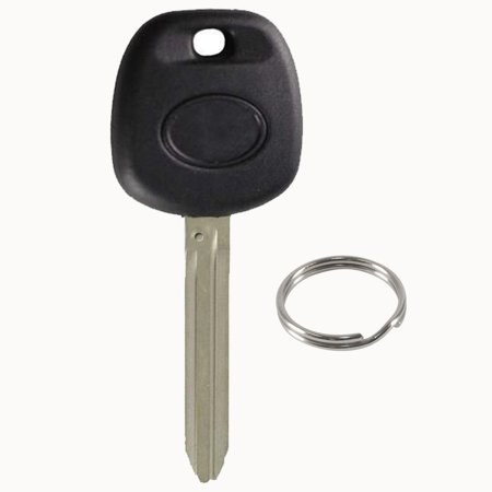 Ri-Key Security - New Replacement Transponder key For Toyota Sequoia 2003-2010 - TOY44D Chip ID 4D