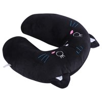 Mgaxyff Animal Travel Neck PP Cotton Pillow Soft U Shaped Car Head Rest Toy Cushion, Travell Pillow,U Pillow