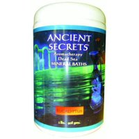 Ancient Secrets Aromatherapy Dead Sea Mineral Bath Salts, Eucalyptus, 2 Lb