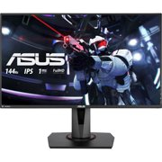 "ASUS VG279Q 27"" Full HD 1080p IPS 144Hz 1ms (MPRT) DP HDMI DVI Eye Care Gaming Monitorwith FreeSync/Adaptive Sync"