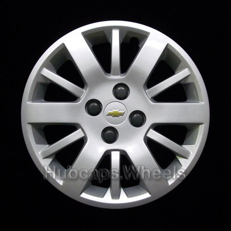 OEM Genuine GM Chevrolet Wheel Cover - Professionally Refinished Like New - 15in Hubcap Fits Cobalt 2009 to 2010 ()