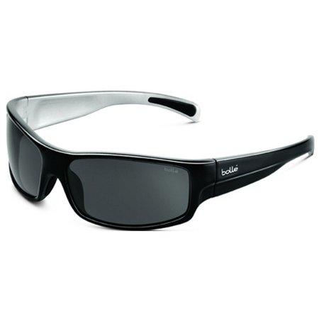 39fcce69a2 Boll  - 11405 Piranha Jr. Sunglasses Shiny Silver TNS - Walmart.com