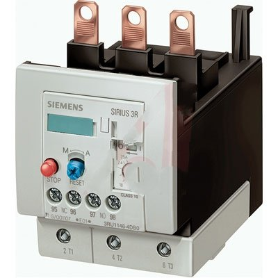 Siemens Energy & Automation (Furnas) 3RU11464DB0 OVERLOAD RELAY 18-25A FOR 3RT104