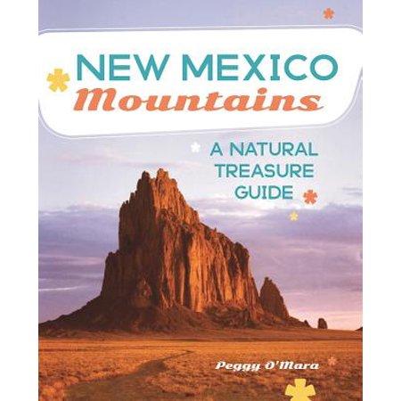 Mountain Hardwear Natural (New Mexico Mountains: A Natural Treasure Guide )