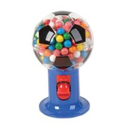 Soccer Snack Candy and Gumball Dispenser (Gumball Machine)