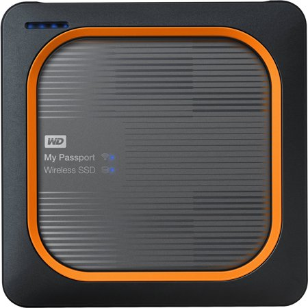 My Passport WDBAMJ0020BGY 2TB Network Hard Drive - External - (Best Home Network Drive)