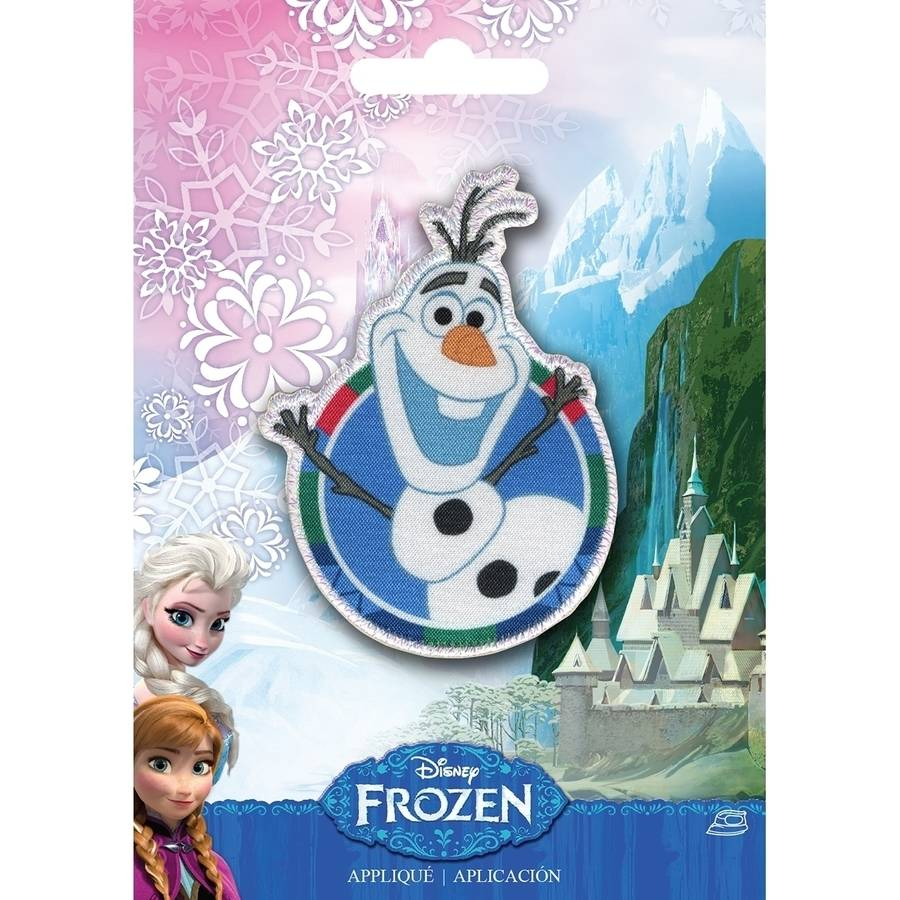 Disney Frozen Iron-On Applique, Olaf