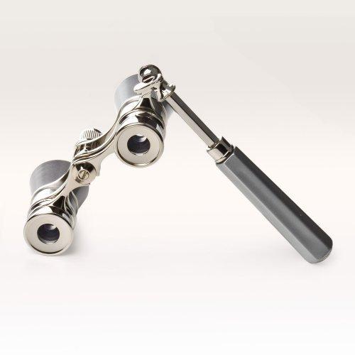 Zhumell Mezzo Opera Glasses - Silver