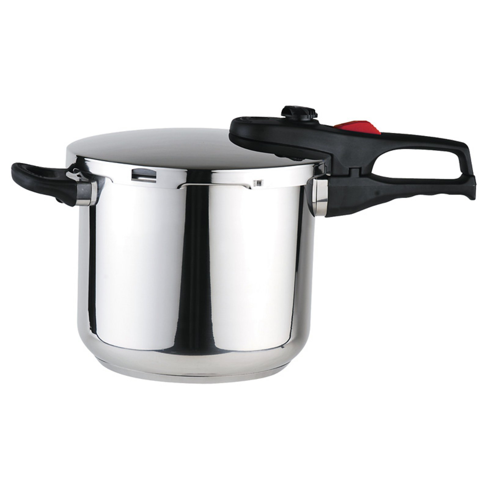 Practika Plus 8 Qts. Stainless Steel Pressure Cooker