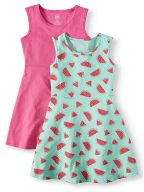 29e43eedce669 Girls Dresses & Rompers - Walmart.com