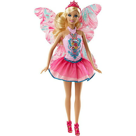 Barbie Fashion Mix And Match Barbie Fairy Doll