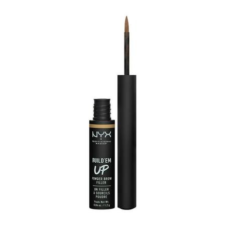 NYX Cosmetics Build'Em Up Powder Brow Filler -