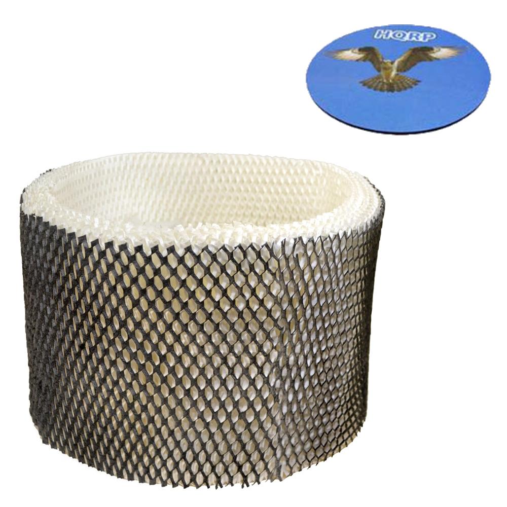 HQRP Filter for Honeywell Humidifier HCM-6010-CST, HCM-6011, HCM-6011i, HCM-6009, HCM-6009-TGT + HQRP Coaster