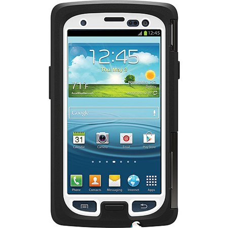 sneakers for cheap b2e4d fe4eb OtterBox Armor Series Waterproof Case for Samsung Galaxy S III Arctic