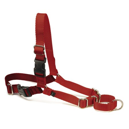 PetSafe Easy Walk Dog Harness, Medium, Red