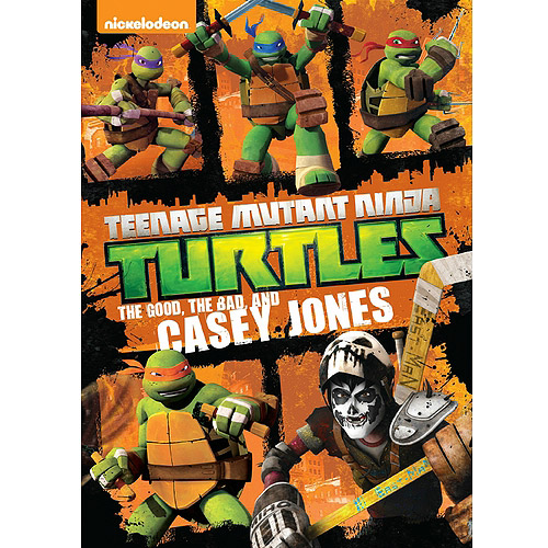 Teenage Mutant Ninja Turtles: The Good, The Bad, And Casey Jones (Walmart Exclusive) (Widescreen)