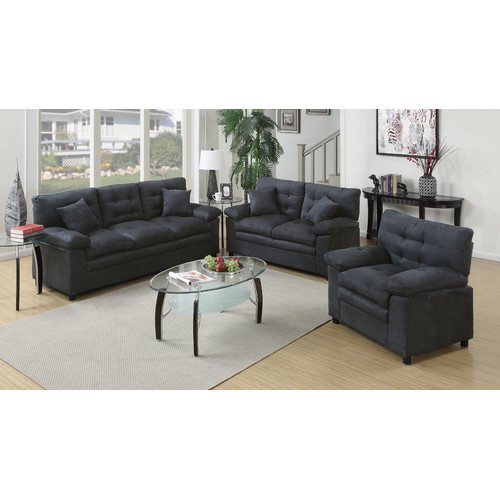 A&J Homes Studio Halifax 3 Piece Living Room Set for your lime green decor,shades of orange paint