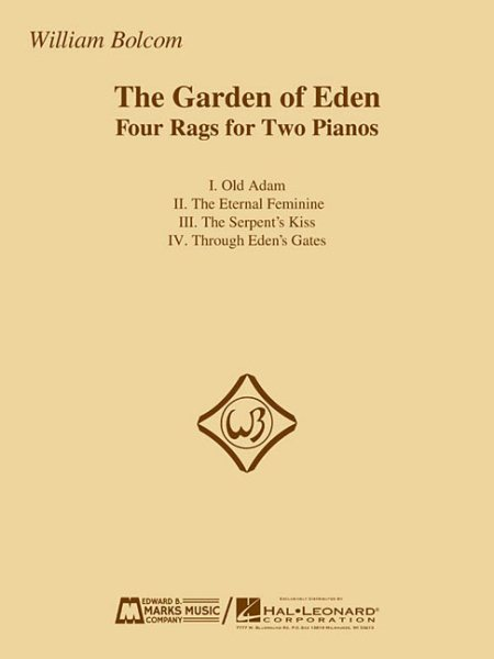 The Garden of Eden by Edward B. Marks Music Company