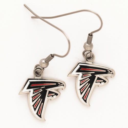 Atlanta Falcons Dangle Earrings
