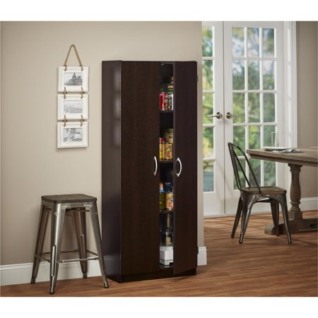 SystemBuild Flynn Double Pantry, Multiple Colors