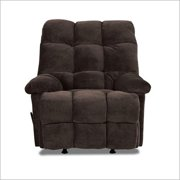 KlaussnerFurniture 012013152751 Klaussner Brownsville Reclining Chair, Chocolate
