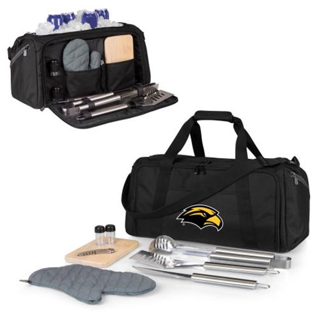 Southern Miss Golden Eagles - BBQ Kit Cooler by Picnic Time
