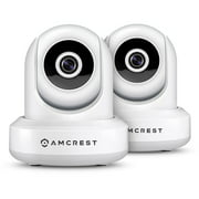 Best Pan Tilt Ip Cameras - Amcrest 2-Pack ProHD 1080P WiFi/Wireless IP Security Camera Review