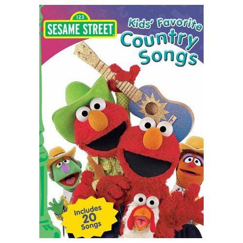 Sesame Street: Kids' Favorite Country Songs (2007)