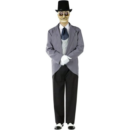 Undertaker Demented Dummy Costume Adult Standard - Test Dummy Costume