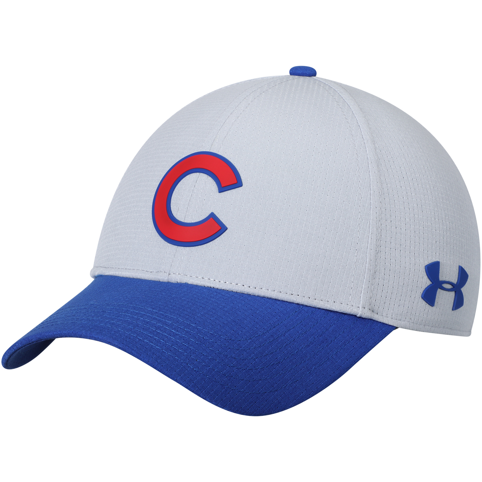 best loved 2f3cc 1149f canada product image chicago cubs under armour mlb driver cap 2.0  adjustable hat gray osfa edc05